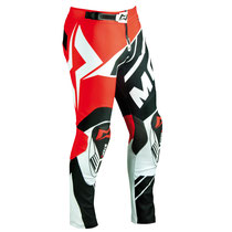 PANTALON TRIAL MOTS STEP3 JUNIOR ROSU #M/8ANI