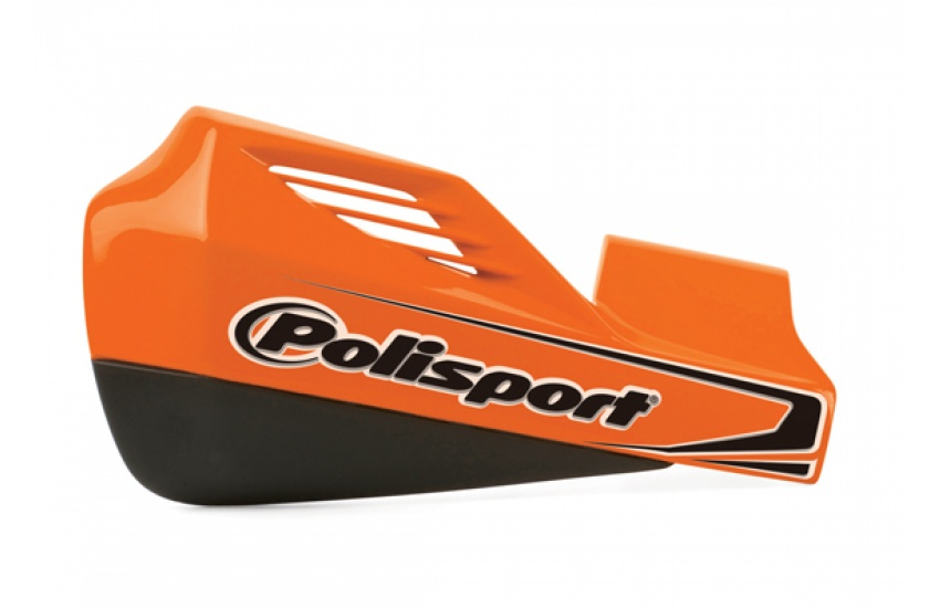 POLISPORT - Handguard MX Rocks Universal Orange KTM