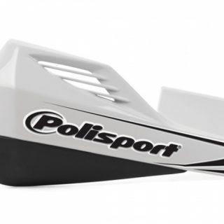 POLISPORT - Handguard MX Rocks Universal Alb