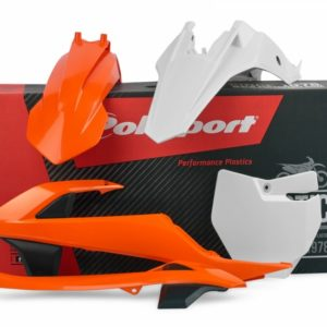Polisport - Kit Complet Plastice KTM SX65 (12-15)
