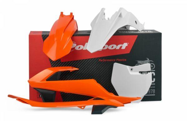 KTM SX65 - Kit Complet Plastice MX