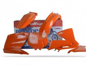 POLISPORT Kit Complet Plastice SX 05-06 (OEM Color)