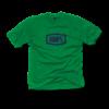 Tricou maneca scurta 100% Essential Verde #S