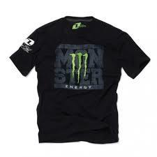 "Tricou One ""Team Monster"" Negru #XL"