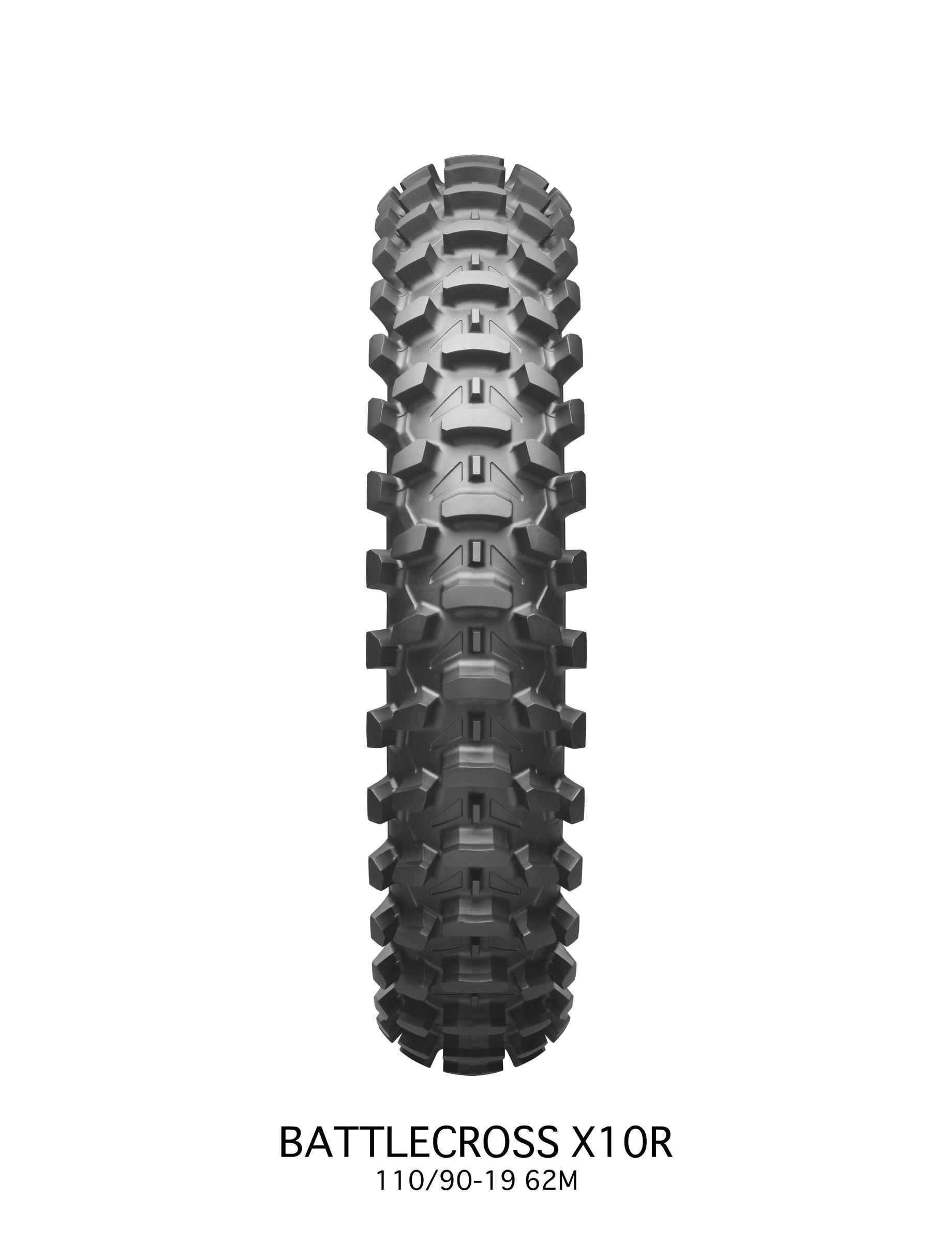 Anvelopa 110/90-19 BATTLECROSS X10  62M Sand Terrain TT